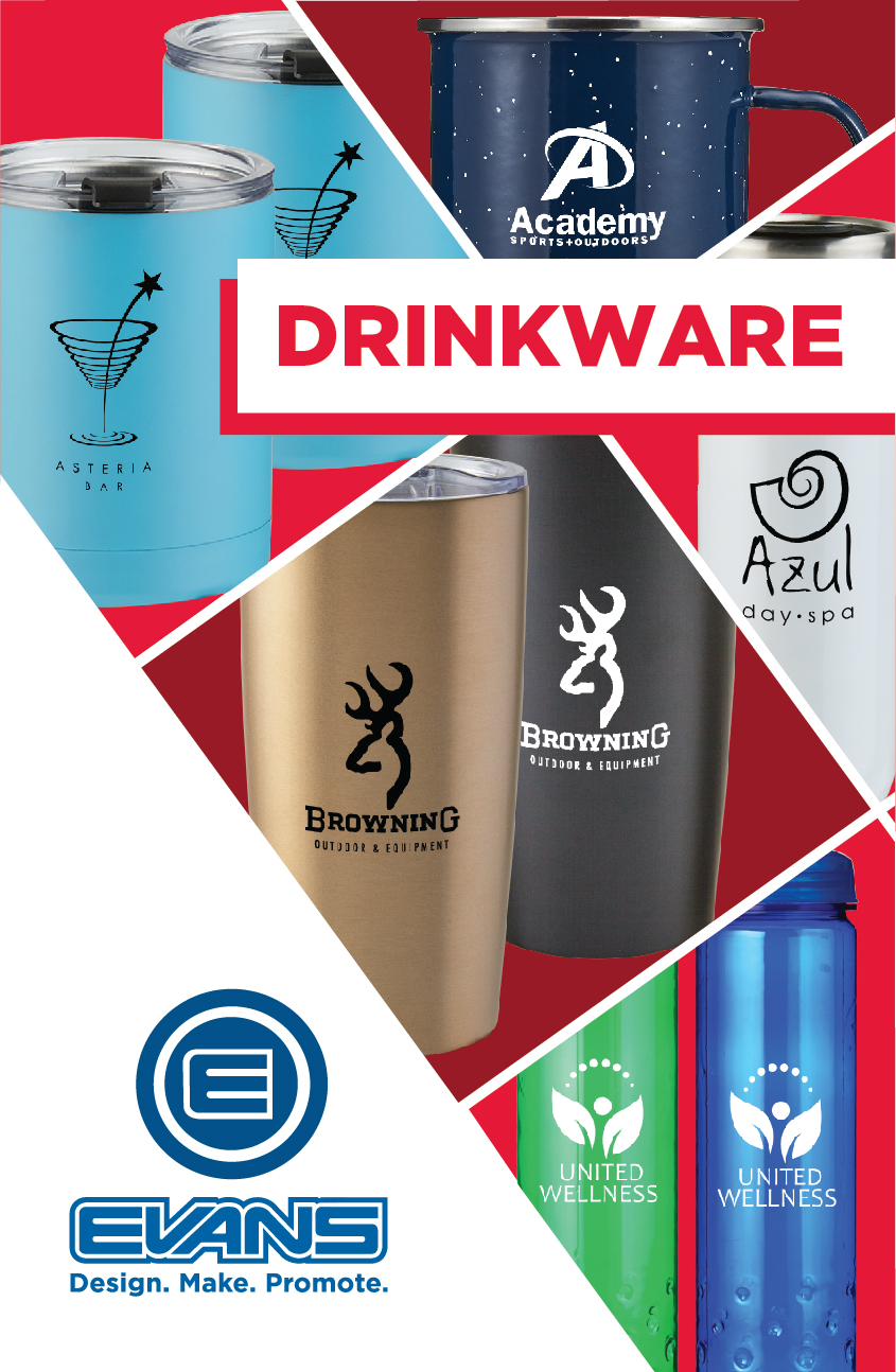 Create Custom - 2021 Drinkware through ZoomCatalog