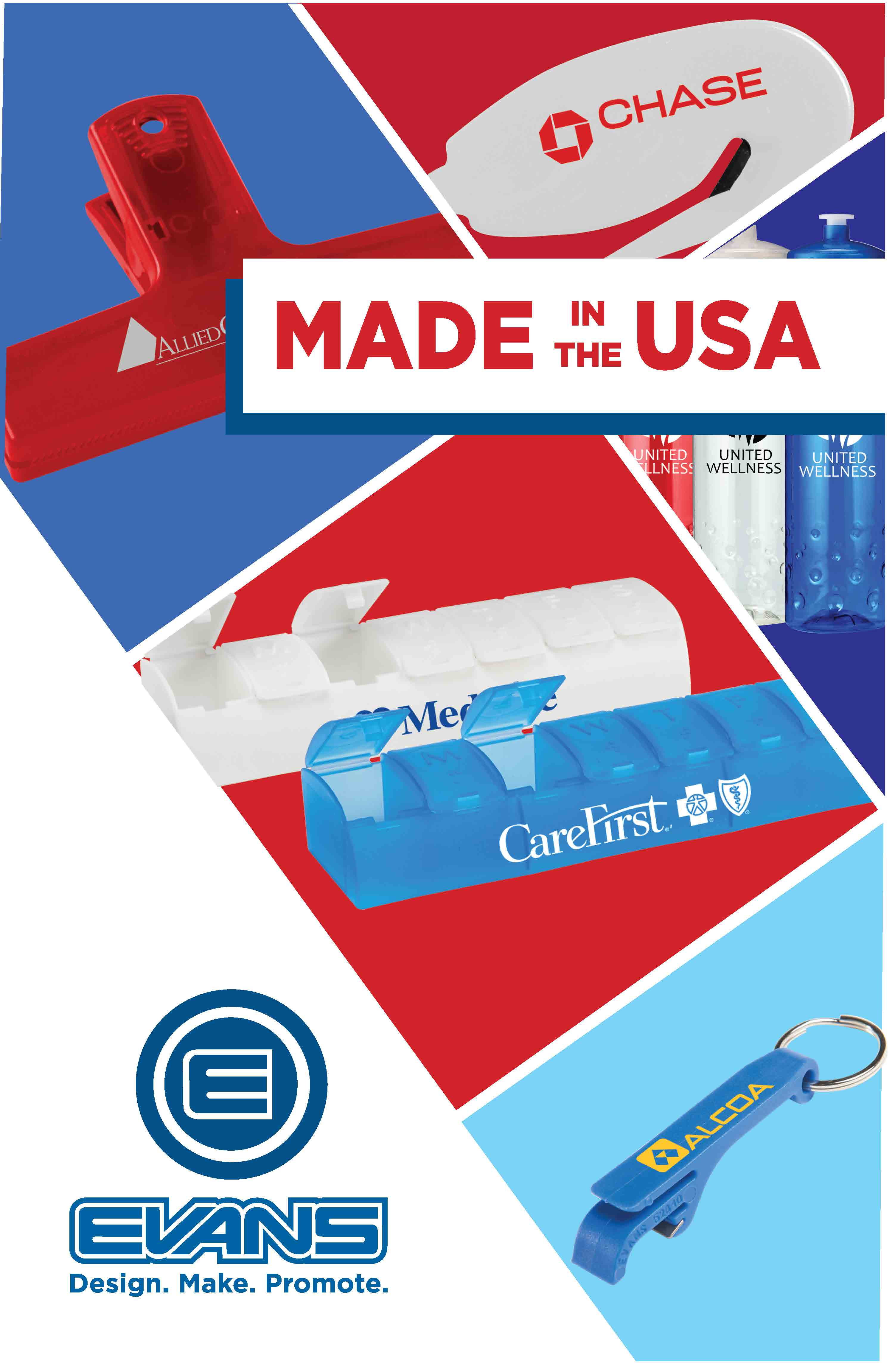 Create Custom - 2021 Made in the USA through ZoomCatalog