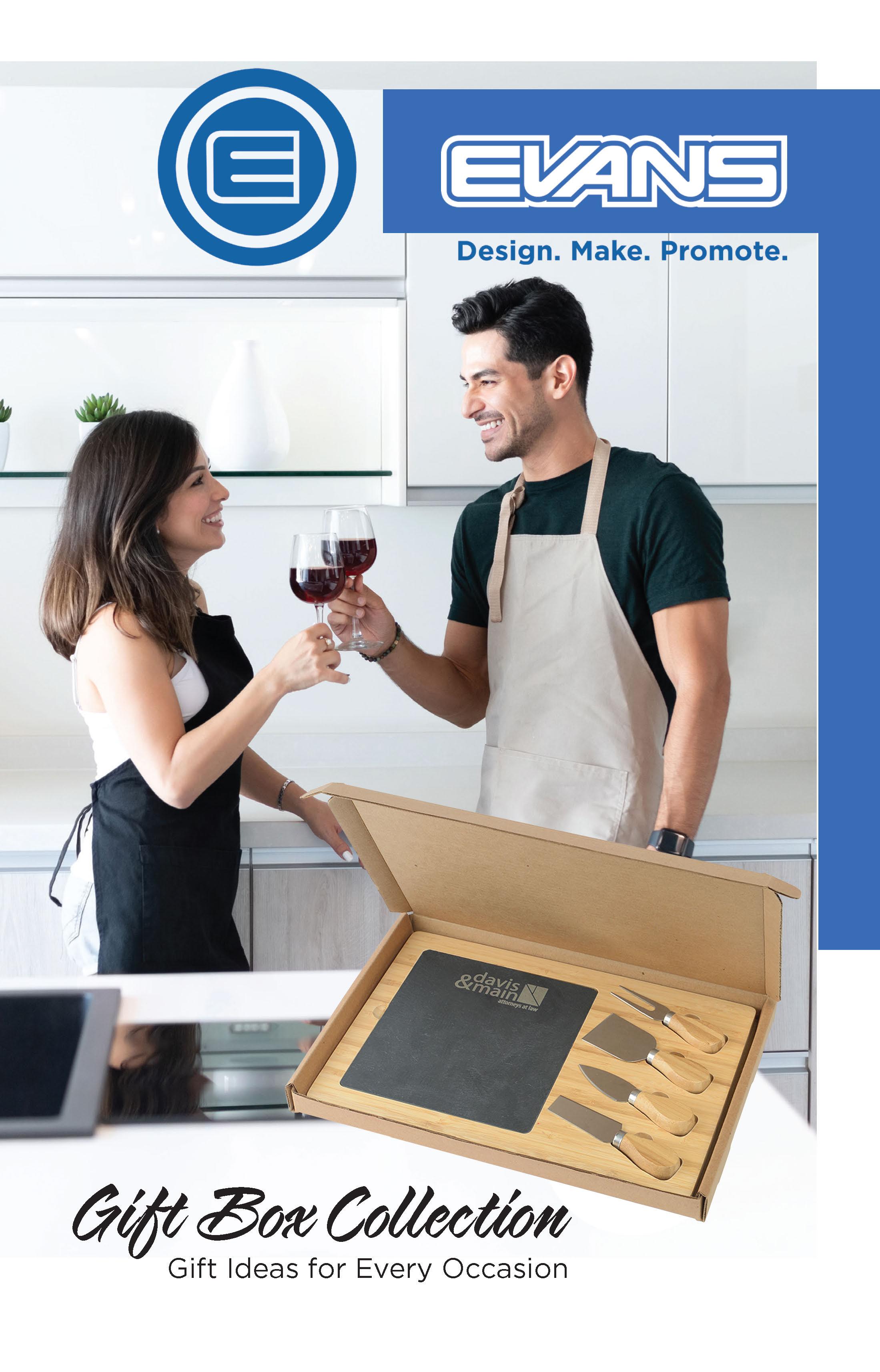 Create Custom - Gift Box Collection Brochure through ZoomCatalog