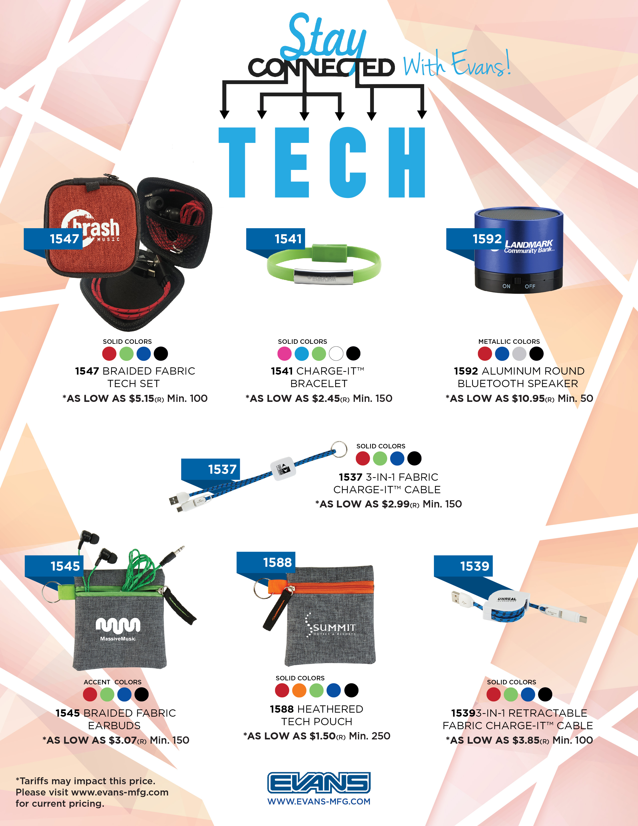 New Tech Products
