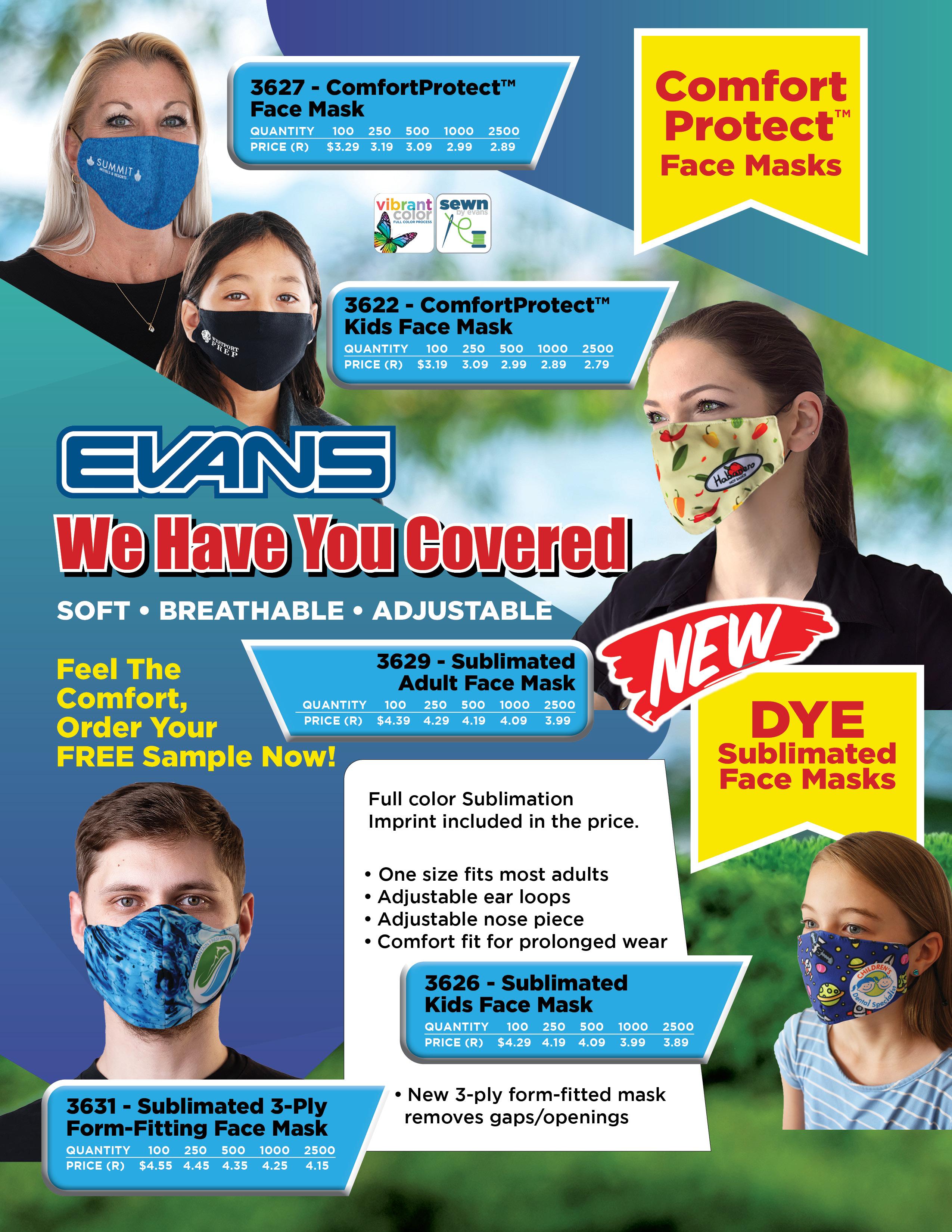 Face Mask Flyer